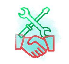 FleetGO installation partner icon