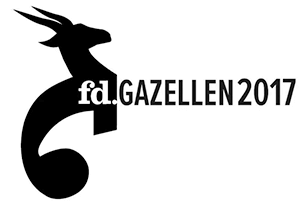 FD Gazellen black-white